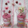 Valentine Gelas Tabung 16cm