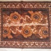 Seprei Batik Motif Bunga Kayu