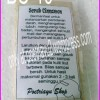 Scrub Cinnamon (Kayu Manis)