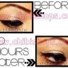 MavaLa Maskara + EyeLiner - Menjadikan Mata Indah, Cantik Dan Mempesona