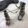 Vintage Boot Sweater Chain