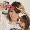 Hair Fringe Styler Clip