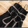 DRESS - K18138 BLACK