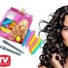 Magic Leverag pengikal pengeriting rambut curler roller hair