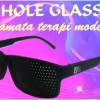 Kacamata Terapi Pinhole Glasses Glossy