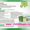 3 Green - SupLement Kesehatan Serbaguna, Mengurangi Lemak Dan Berat Tubuh, Meningkatkan Fungsi Otak