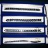 Gelang Magnet Kesehatan Mewah Dari Bahan Tungsten
