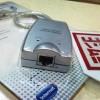 THE REAL GIGABIT USB 2.0 Ethernet Adapter |  10/100/1000 Mbps