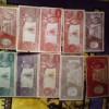 Uang Soekarno Souvenir Melipat melengkung