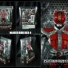 Masked Rider Den-O - TAF - Bandai - MOC
