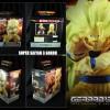 Super Saiyan Broly & Super Saiyan 3 Goku - Banpresto - MIB - KW