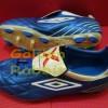 Sepatu Outdoor Umbro Santos A Blue (Original With Box)