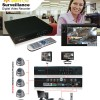 PAKET 2 SUNBIO SURVEILLANCE SYSTEM (8 Channel DVR + 8 CCTV)