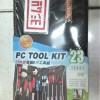 GOLD TOOL 23 Pieces PC TOOL KIT GTK-205B