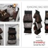 D'Renbellony Hanging Bag Keeper (BLACK)