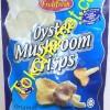 frulifresh oyster mushroom jamur tiram healthy snack Non cholesterol