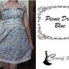 CODE : Picnic Dress Blue