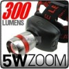 High Power Zoom Head Lamp