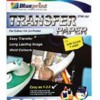 Blueprint Transfer Paper DARK (BP-TKA4160) - A4, 5 Sheet, 160 Gsm, Cast Coating, Matte, Water Resistant