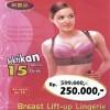 BRA BREAST-UP LINGERIE