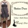 CODE : Noeleen Dress Dark Choco