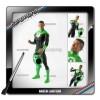 Green Lantern - JLA Boxset - DC Direct - Loose Komplit