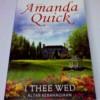 Novel Amanda Quick - I Thee Wed (Altar Kebahagiaan)