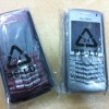 Original Casing Blackberry Pearl 8100 Merah