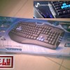 E-BLUE Cobra Combatant-X | The 1st Advance Gaming Keyboard
