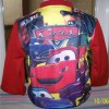 Jaket Anak - Cars Merah