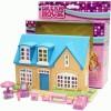 Rumah mainan barbie