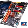 ECS P45T-A (Intel P45, Dual DDR2, 2 PCI E, ATX) Socket 775 Black Series