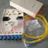 Roset Optik / Indoor Optical Outlet 4 Core SC Lengkap