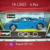 Bugatti EB 110(bburago)