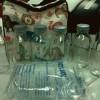 Paket Cooler Bag dan  Ice Gel  dan Botol ASI 100ml