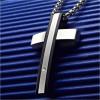 Double Black Stripe Cross