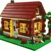 LEGO # 5766 CREATOR_LOG CABIN