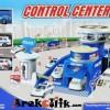 Mainan Rakit Diorama Police Control Center