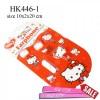 HK446-1Earphone + Pluggy hello kitty