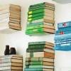 Rak Buku Unik, Buku seperti Melayang [Invisible Bookshelf]