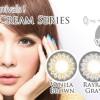 GEO Softlens Eyes Cream - Choco Mousse