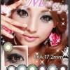 Miss Eye Softlens Sakura - Brown