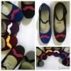 Sepatu Flat Tali