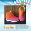 SEPATU BABY WANG - ORACLE BOOTS