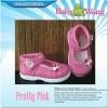 SEPATU BABY WANG - PRETTY PINK