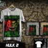 Kaos HULK Disain HULK 2