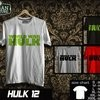 Tshirt HULK Disain HULK 12