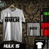 Tshirt HULK Disain HULK 15