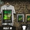 Tshirt HULK Disain HULK 18