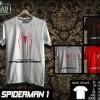 Tshirt SPIDERMAN  Disain SPIDERMAN 1